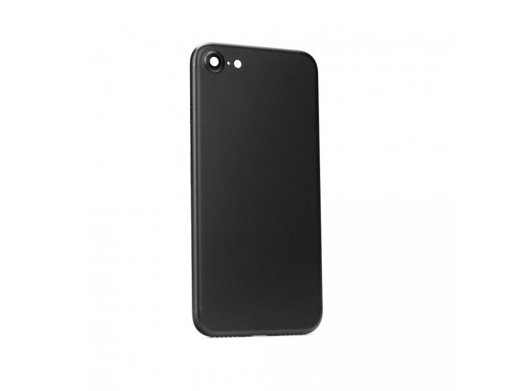 Zadní kryt OEM pro iPhone 7 (bez loga) černý 1