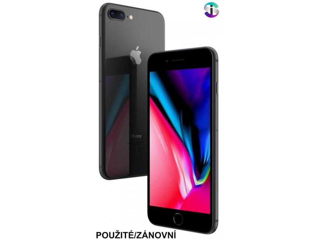 iPhone 8 Plus Space gray 2 (kopie)