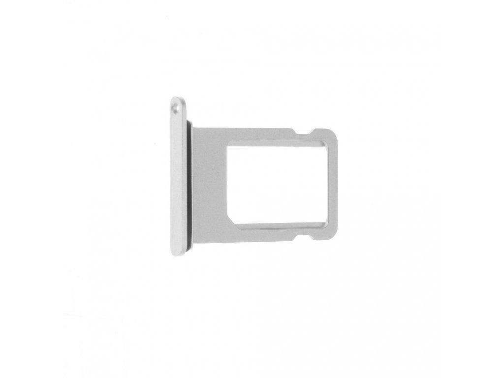 Šuplík na SIM kartu OEM pro iPhone 7 Plus bílý