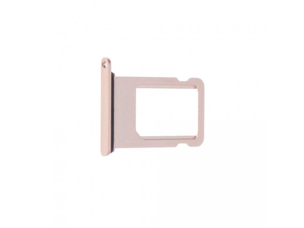 Šuplík na SIM kartu OEM pro iPhone 7 Plus Rose Gold