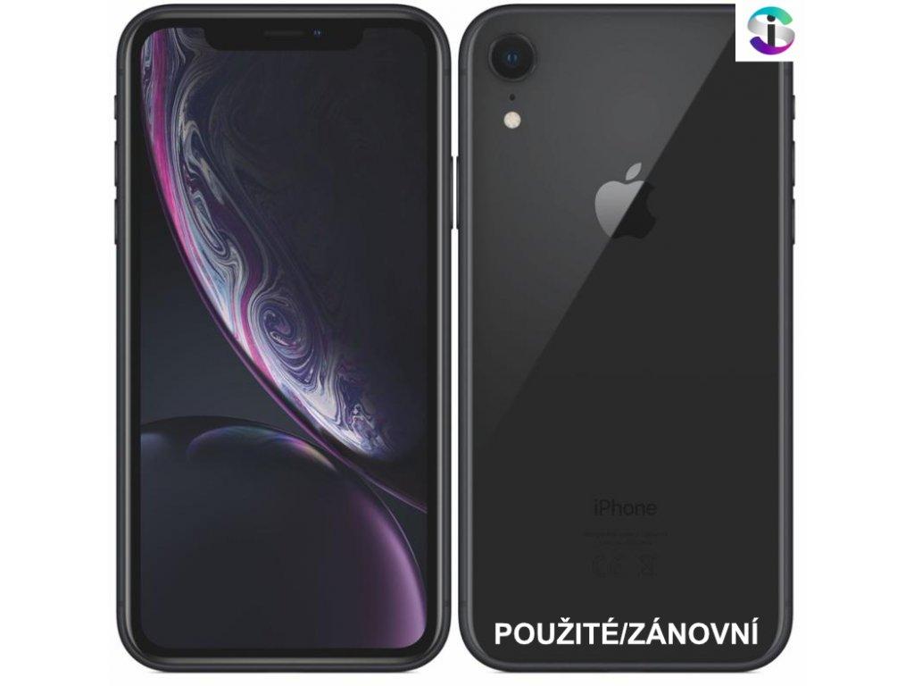 iPhone XR Black 2 (kopie)
