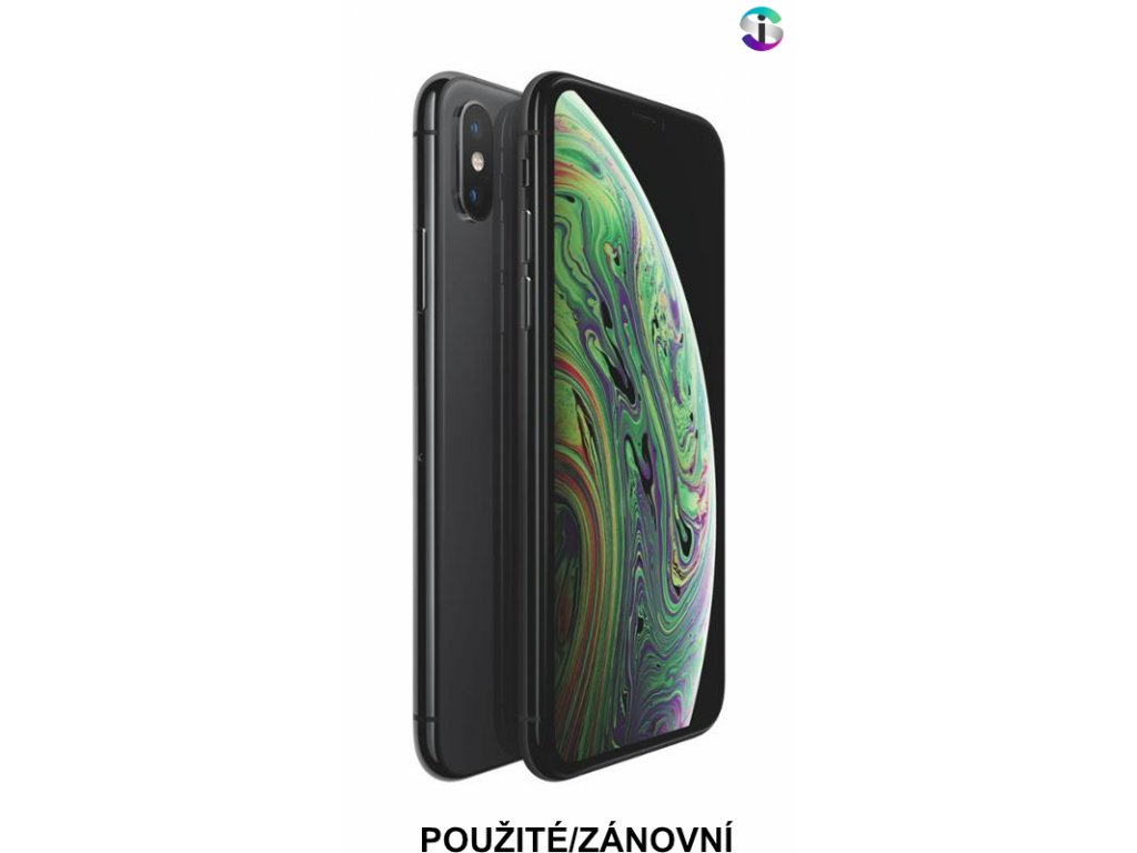 iPhone XS Space gray 2