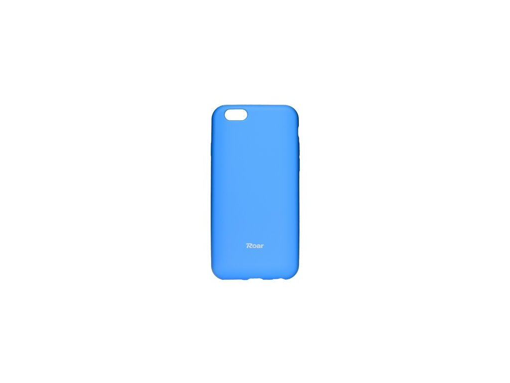Pouzdro Roar Colorful Jelly Case pro iPhone 78 světle modré