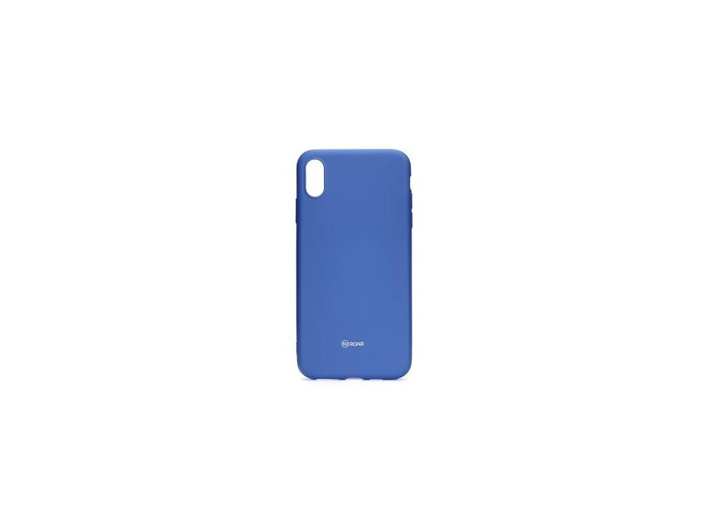 Pouzdro Roar Colorful Jelly Case pro iPhone 7 8 tmavě modré