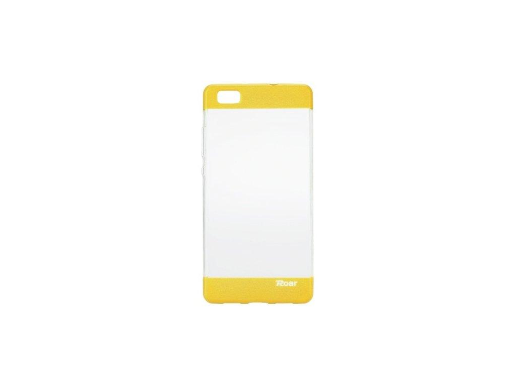 Pouzdro Roar Plating Jelly Case pro APP IPHO 7 8 SE 2020 yellow