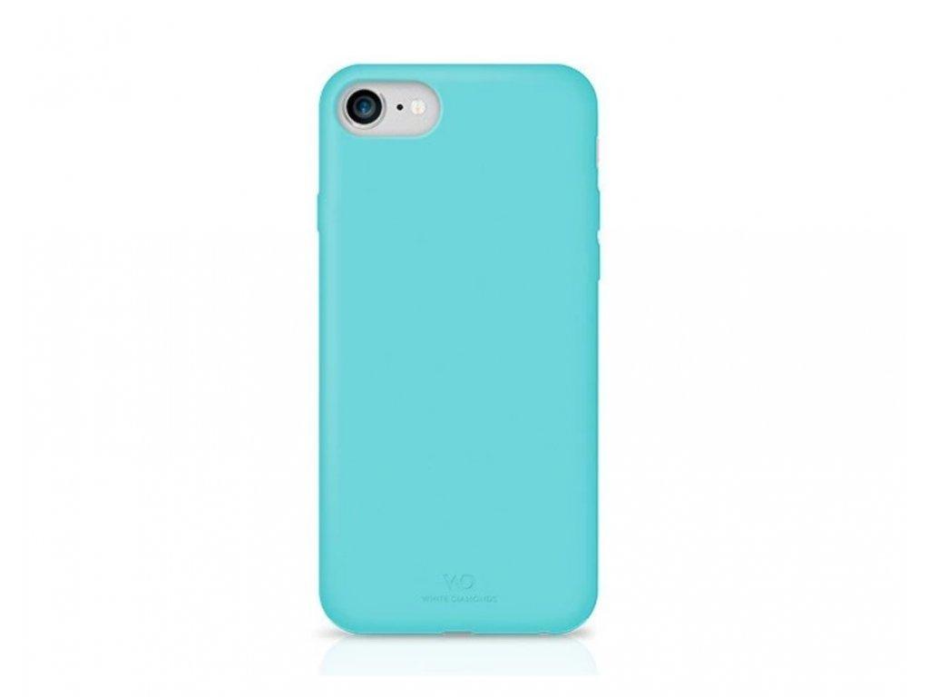 Silikonové pouzdro pro iPhone 78SE 2020 světlé modré