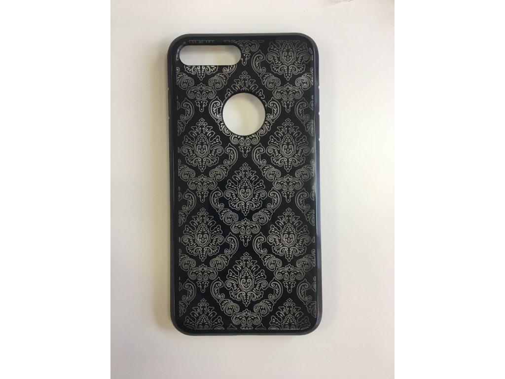 Silikonové pouzdro pro iPhone 7 Plus 8 Plus