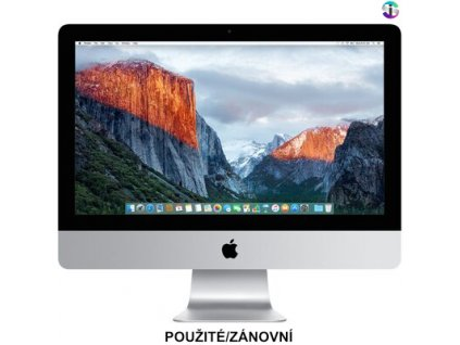 Apple iMac 21,5 8GB 1TB 2015 U