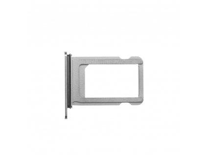 Šuplík na SIM kartu OEM pro iPhone XS bílý
