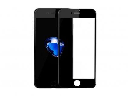 3D tvrzené sklo pro Apple iPhone Černé