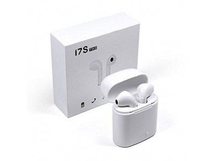 Bezdrátová sluchátka i7S TWS