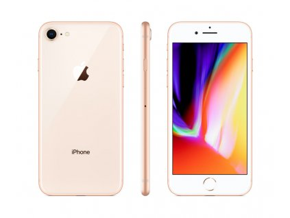 Apple iPhone 8 Gold 2