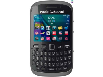 Blackberry 9320 cerna