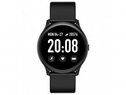 Inteligentní hodinky Rubicon smart watch kw19 šedé