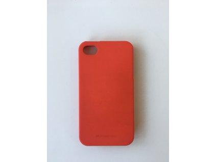 Silikonové pouzdro pro iPhone 4/4S