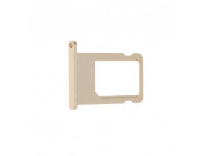 Šuplík na SIM kartu OEM pro iPhone 6 zlatý