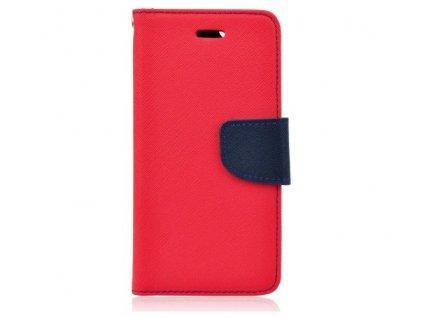 Flipové pouzdro iPhone XS MAX red