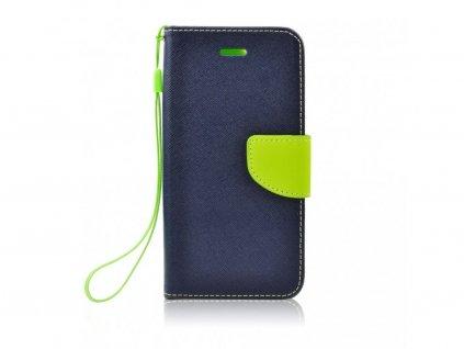 926 mercury pouzdro book apple iphoneXS maxmodro zeleny