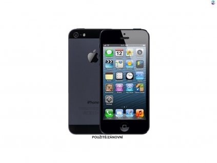 iPhone 5 Space gray