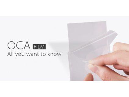OCA opticky čiré lepidlo na opravu skla pro iPhone 8