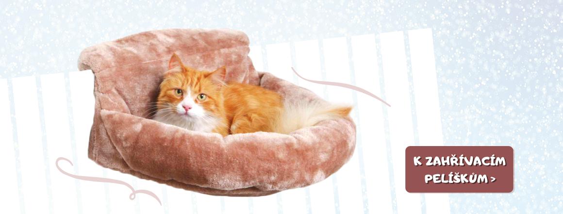 Pelíšky pro kočky na radiátor