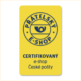 Česká pošta přátelský e-shop chovatelské potřeby Svetkocicek.cz