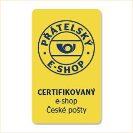 Česká pošta přátelský e-shop chovatelské potřeby Svetkocicek.cz