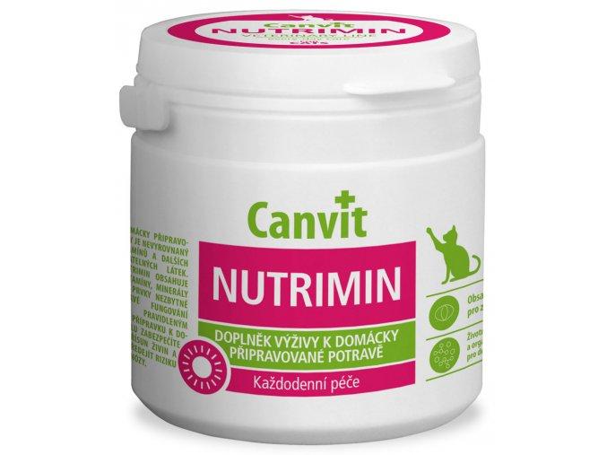 Canvit Nutrimin pro kočky 100 g