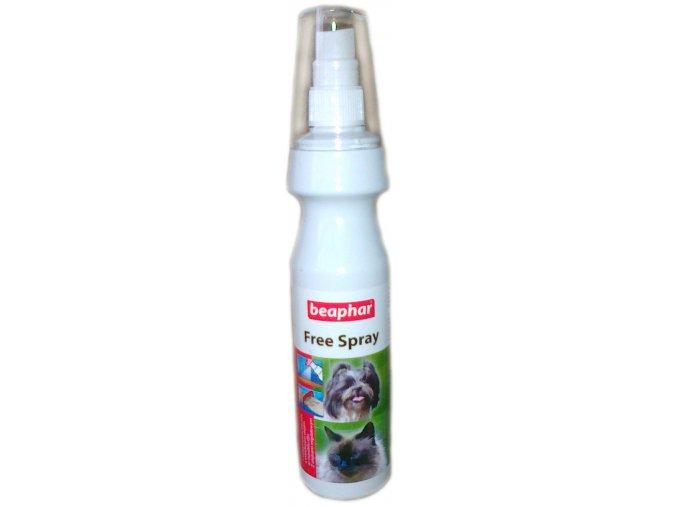 Beaphar Free rozčesávací spray 150 ml