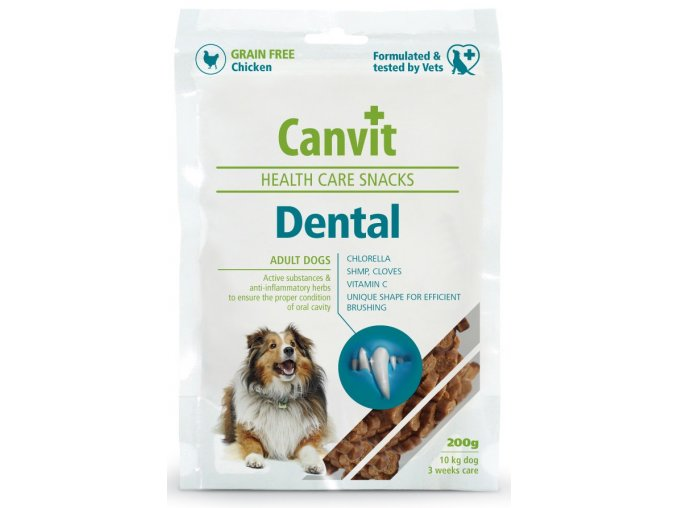 Canvit Snacks Dental 200 g