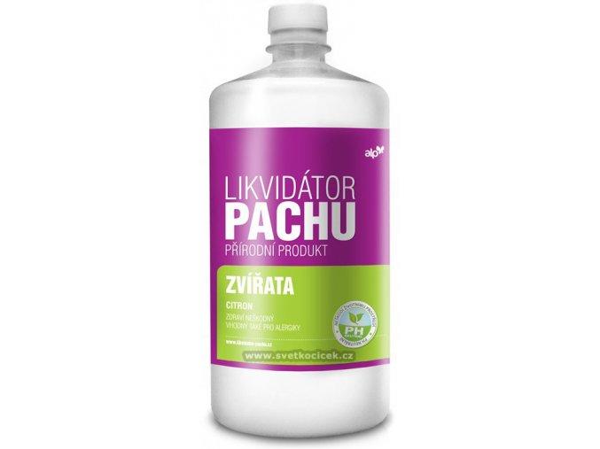 Likvidátor pachu zvířat 1000 ml náhradní náplň