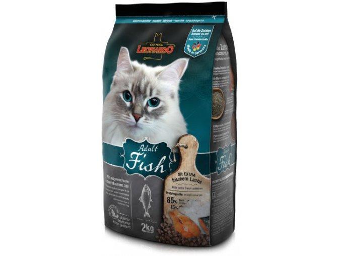 Protizánětlivé krmivo pro kočky s rybím masem