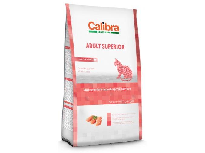 Calibra GF Adult Superior 2 kg