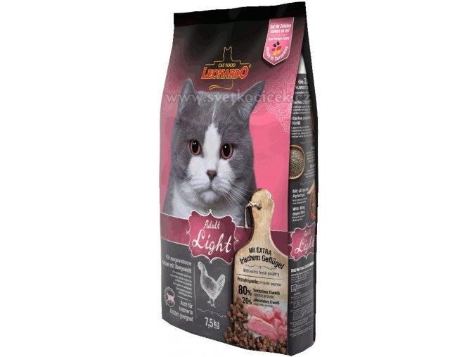 Krmivo pro kočky na hubnutí