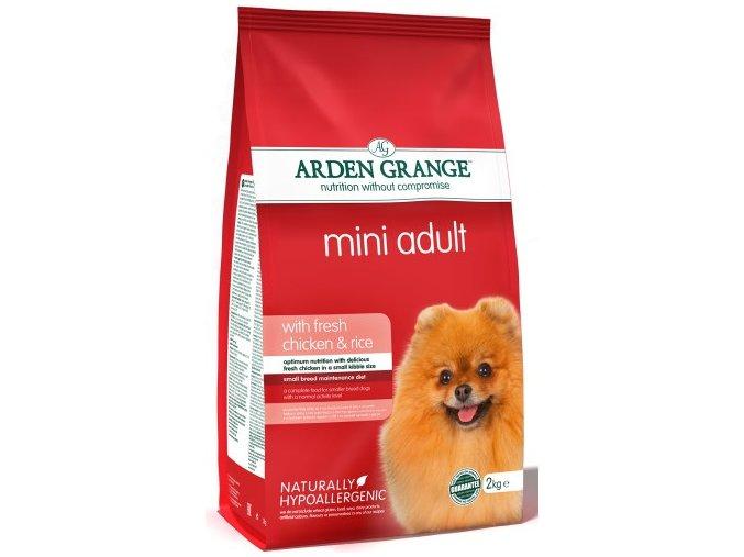 Arden Grange Mini Adult Chicken Rice 2kg