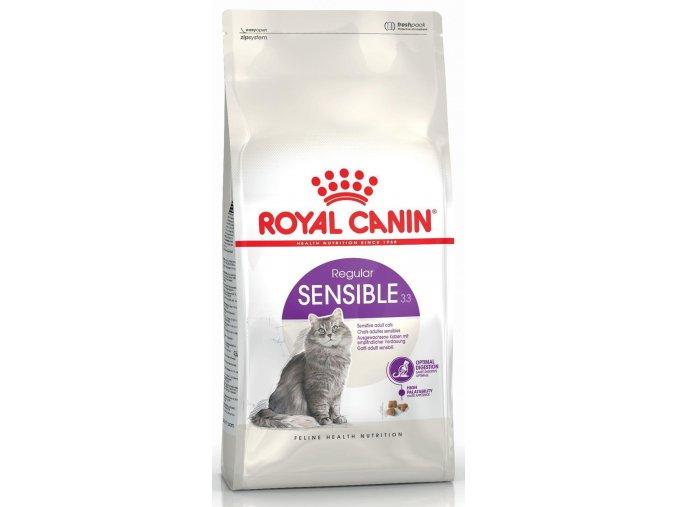 Royal Canin 33 Sensible 4 kg