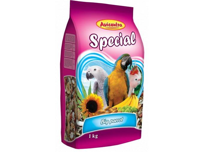 Avicentra special velký papoušek