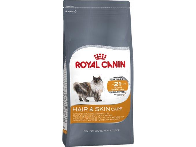 Royal Canin Feline Hair and Skin Care 400 g