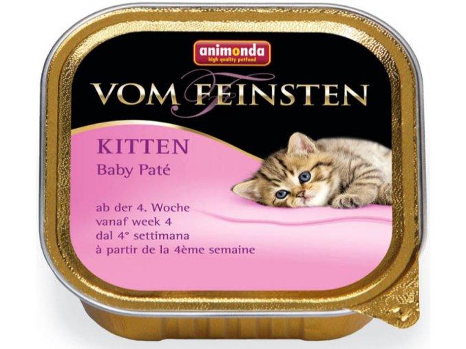 krmivo pro kočičí miminka