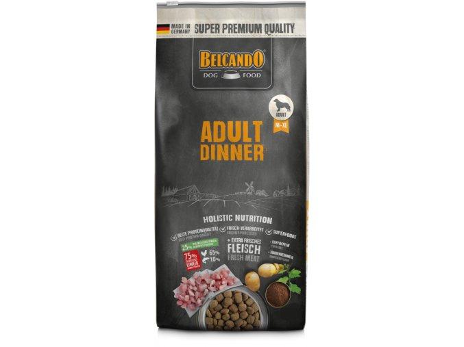 Belcando Adult Dinner 12kg front 800x800