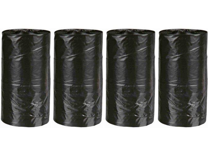 Sáčky Pick up černé - 4x20 ks
