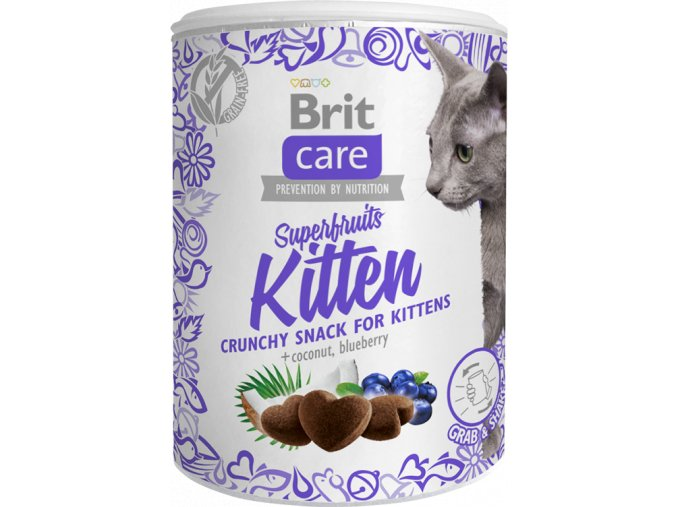 Brit snack kitten