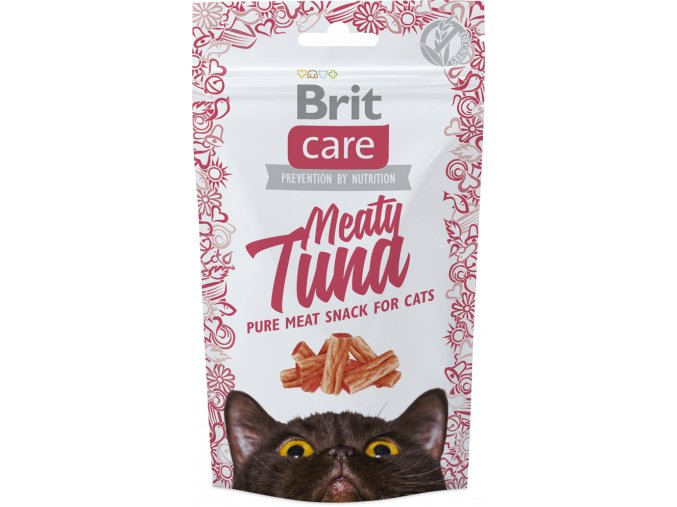 Brit snack meaty tuna