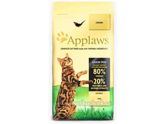 Applaws Cat Adult Chicken 400 g