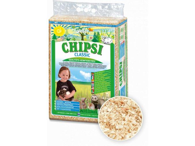 chicpsi classic podestýlka pro hlodavce