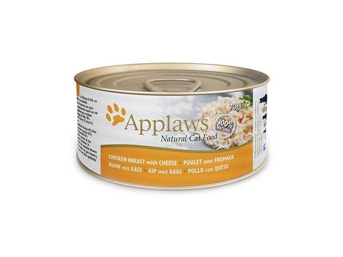 Applaws konzerva kuře sýr