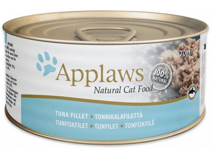 Applaws konzerva filé z tuňáka 70g
