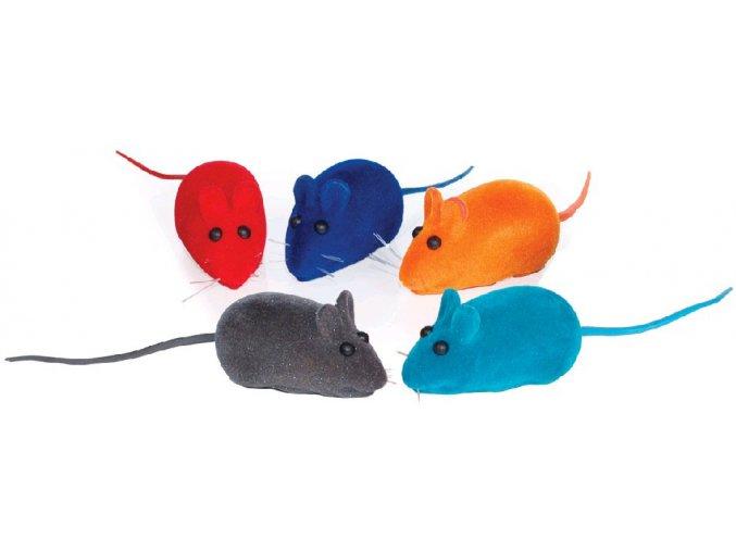 Myš semišová pískací1