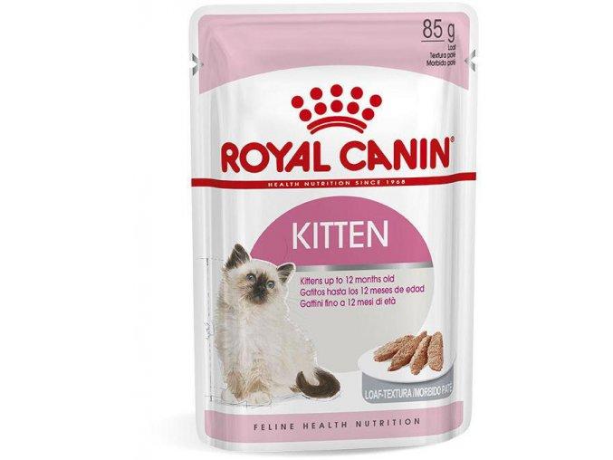 RC Kitten Loaf