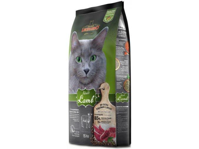 Krmivo pro kočky s bio jehněčím masem výhodné balení